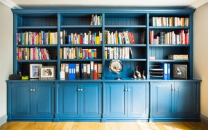 Wolsey Woodworking - Bookcase