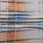 June Croll - Evening Creek shawl