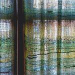 June Croll - window screen Seasons detail
