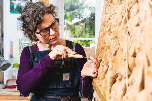 Paula Barratt - Classic Woodworking