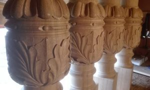 Simon Haywood Woodcarver