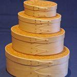 Keith Sharrock - set of 4 boxes