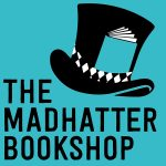 the madhatter bookshop Logo