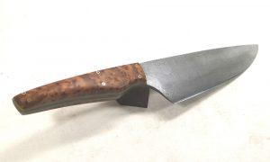 Twisted Horseshoe Knives