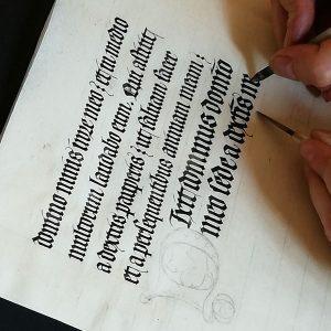 Julie Baxter Calligraphy Studio